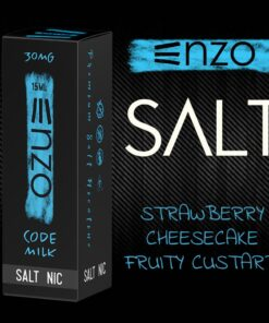 ENZO CODE MILK SALT NIC. E-LIQUID