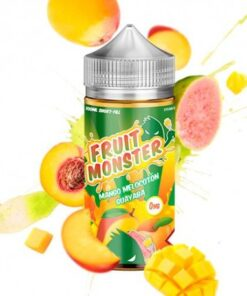 FRUIT MONSTER MANGO PEACH GUAVA E-LIQUID