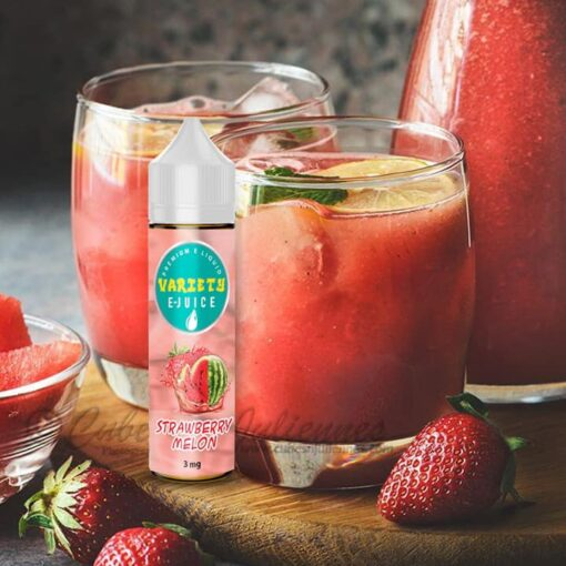 VARIETY STRAWBERRY MELON E-LIQUID