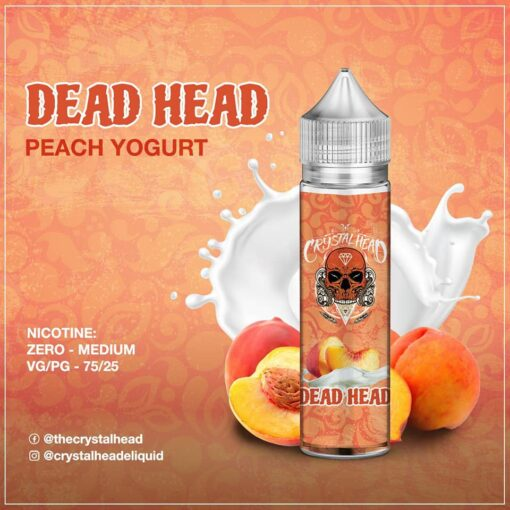 CRYSTAL HEAD DEAD HEAD E-LIQUID