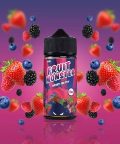 FRUIT MONSTER MIXED BERRY E-LIQUID