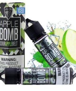VGOD ICED APPLE BOMB EJUICE