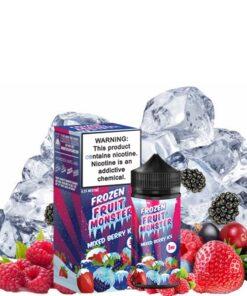 FROZEN FRUIT MONSTER ICE MIXED BERRY E-LIQUID