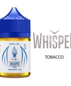 Halo Whisper PG E-Liquid