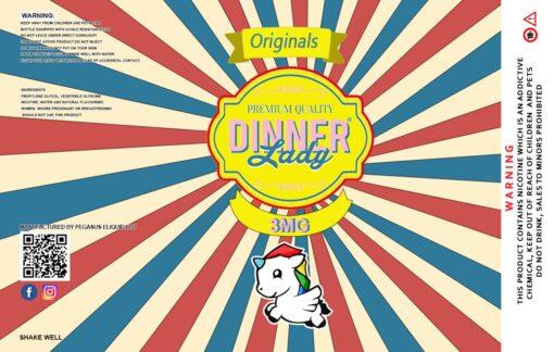 PEGASUS DINNER LADY E-LIQUID